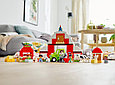 10952 Lego Duplo Фермерский трактор, домик и животные, Лего Дупло, фото 4