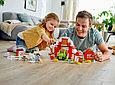 10952 Lego Duplo Фермерский трактор, домик и животные, Лего Дупло, фото 5
