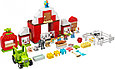 10952 Lego Duplo Фермерский трактор, домик и животные, Лего Дупло, фото 3