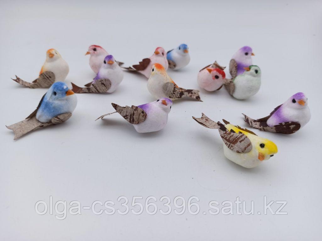 Декор птички  5 см.. Creativ  2373