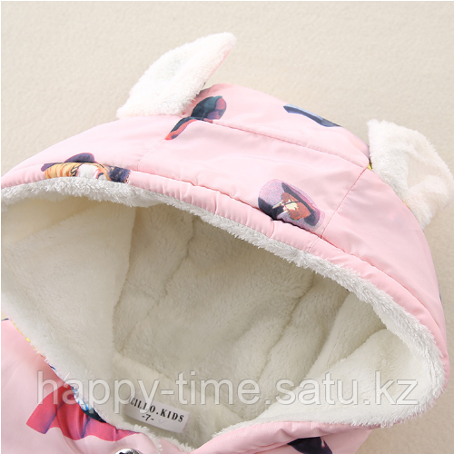 Демисезонная куртка для девочки - фото 9