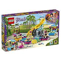 LEGO Friends: Вечеринка Андреа у бассейна 41374
