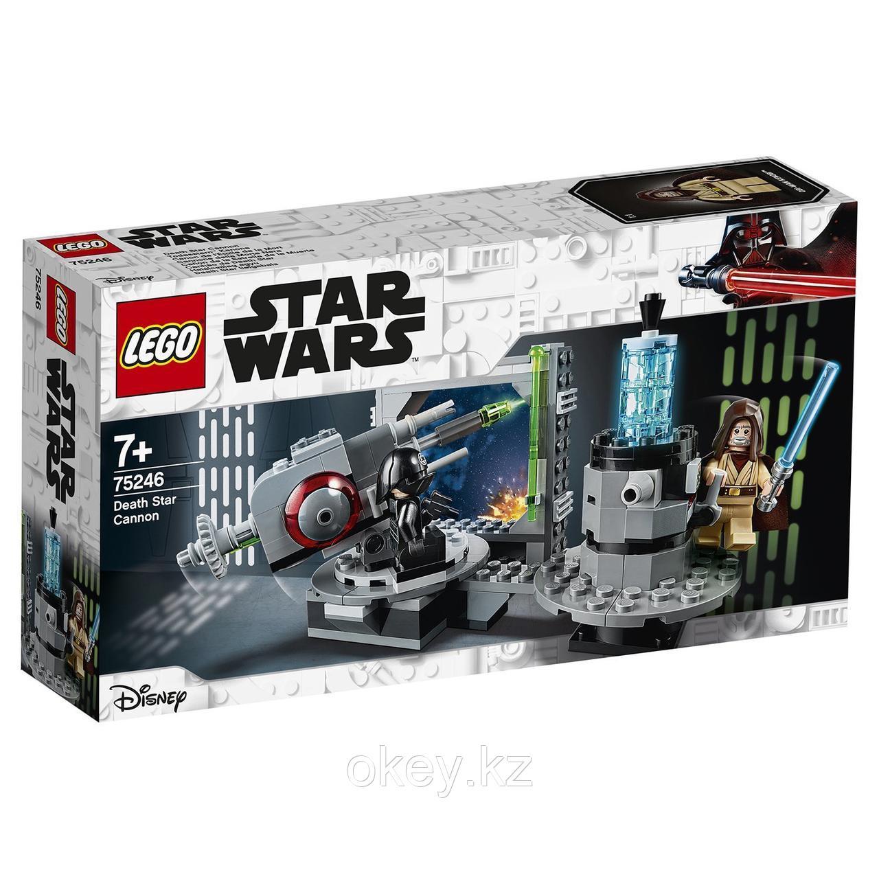 LEGO Star Wars: Пушка Звезды смерти 75246