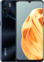 Смартфон OPPO A91 Lightening Black