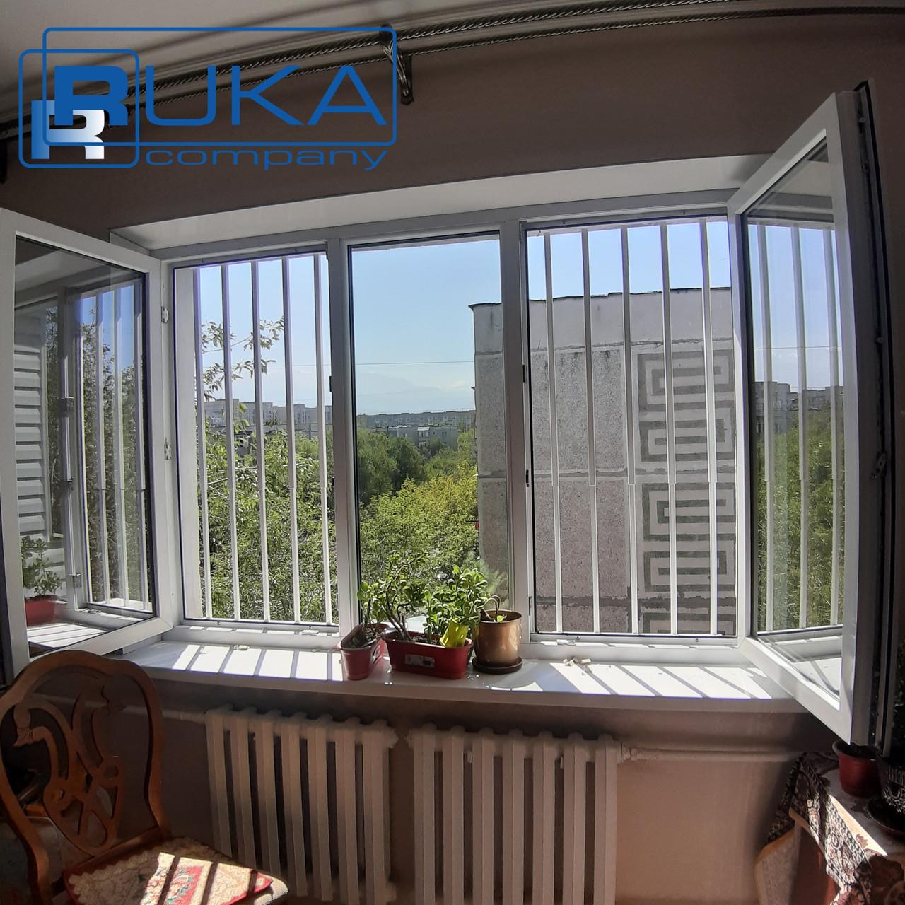 Защитная решетка на окно - фото 2