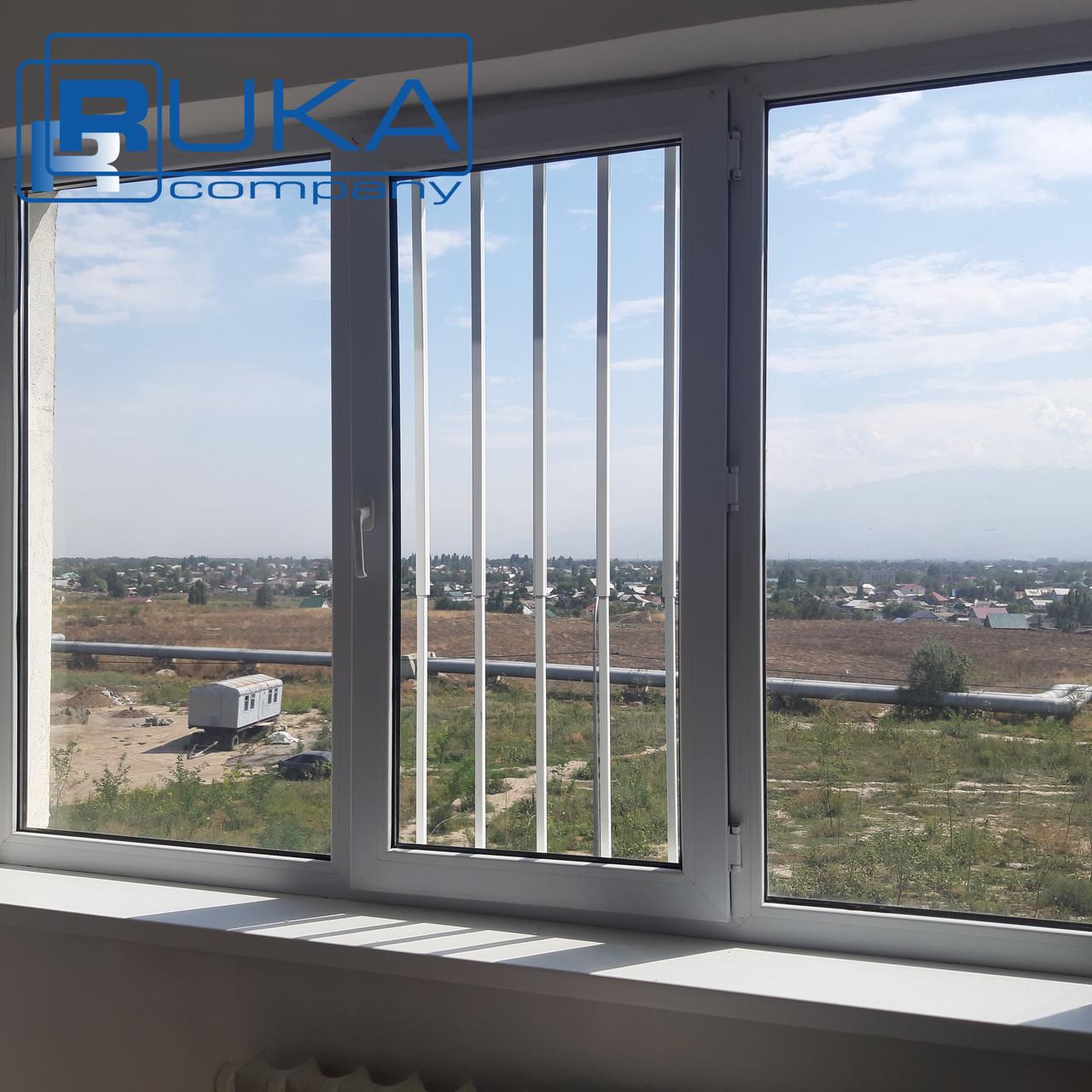 Защитная решетка на окно - фото 3