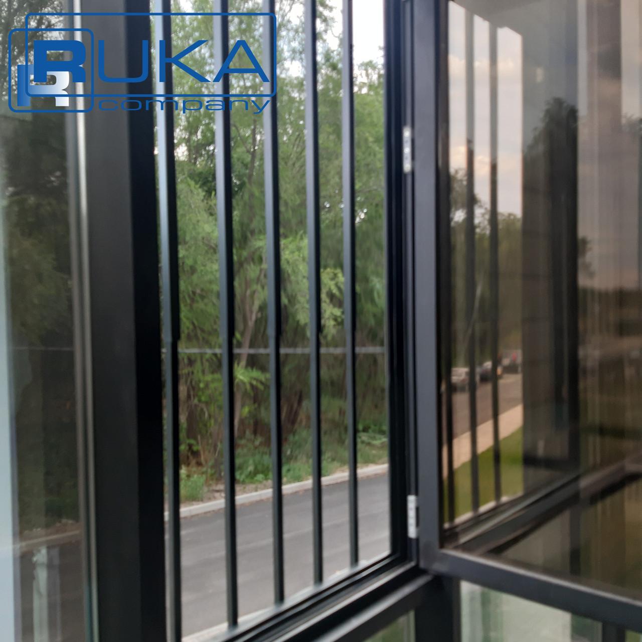 Защитная решетка на окно - фото 6
