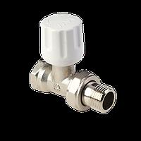 Вентиль радиаторный прямой 20(3/4) PN 10 вес 185 г уп 10/80 TR.212.05 Premium