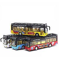 Игрушечный транспорт автобус ЛИАЗ 5292 1:32