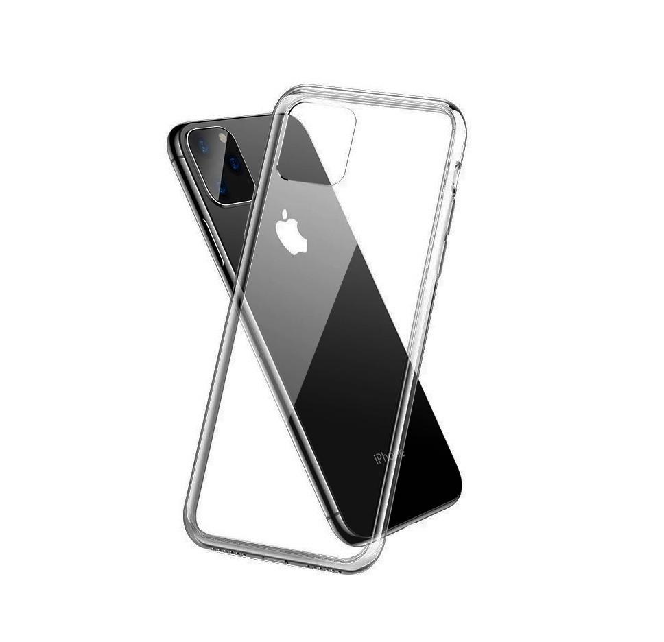 Прозрачный силиконовый чехол для iPhone 12 mini (5.4) - фото 3