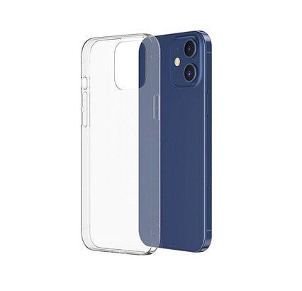 Прозрачный силиконовый чехол для iPhone 12 / 12 Pro (6.1)
