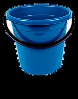 Ведро 10 литров для пищевых продуктов хозяйственно-бытовое (ПП)