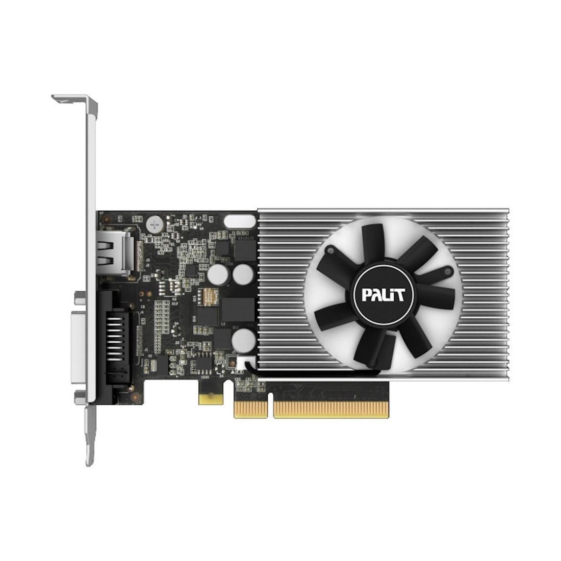 Видеокарта, PALIT, GT1030 2048M (4710636269943), NEC103000646-1082F