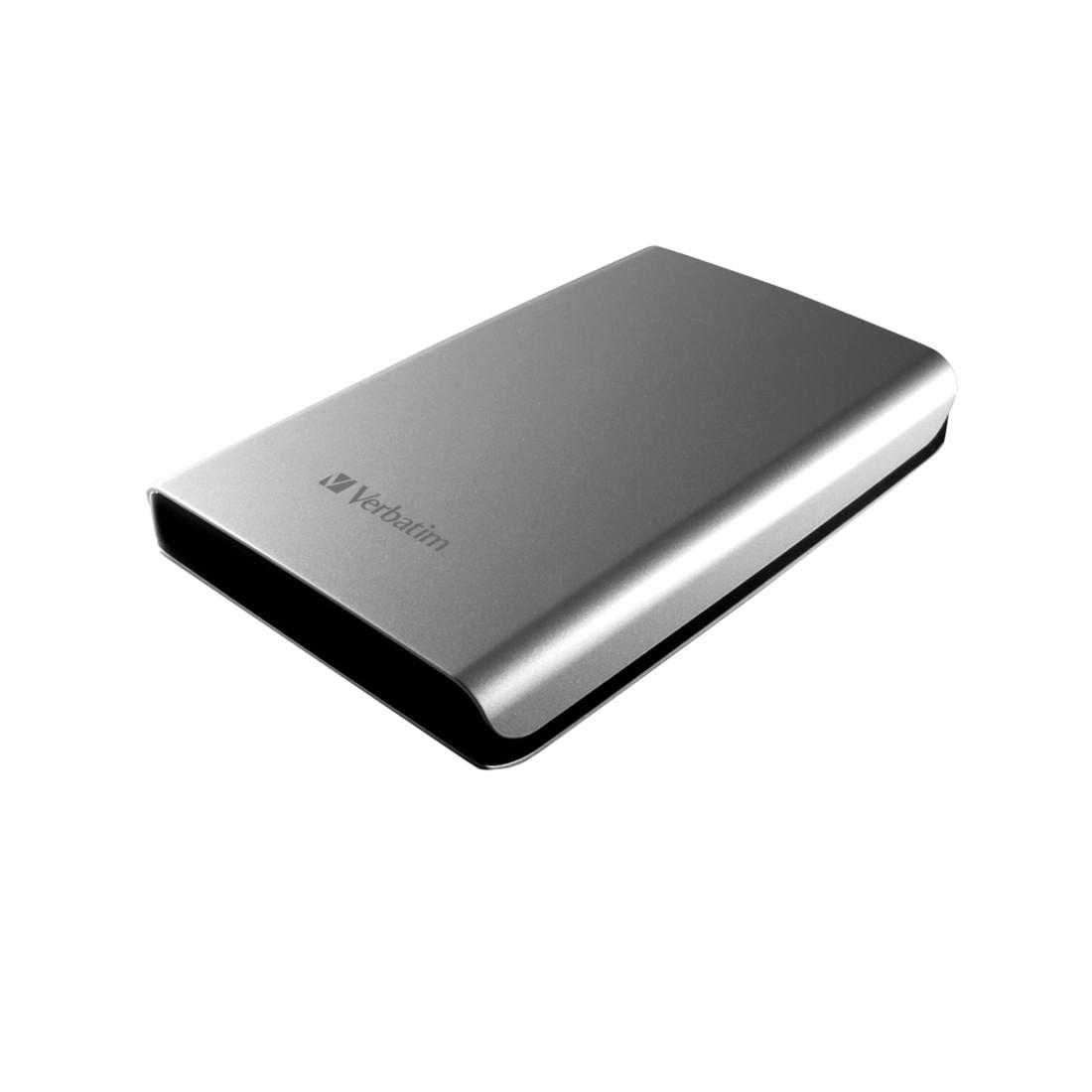 "Внешний жёсткий диск, Verbatim, Store 'n' Go, 53189, 2TB, 2.5"", USB 3.0, Серебристый"
