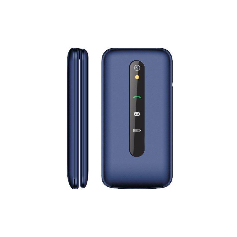 Мобильный телефон Texet TM-408 синий