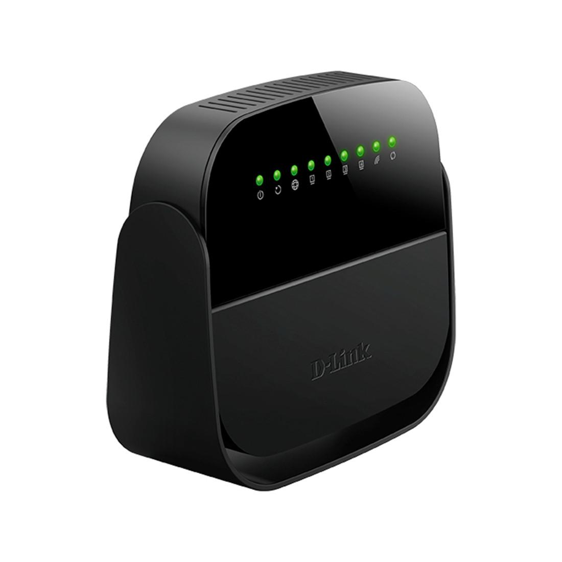 Модем  D-Link  DSL-2740U/R1A  ADSL
