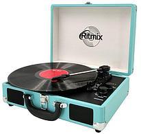 Проигрыватель виниловый Ritmix LP-160B голубой