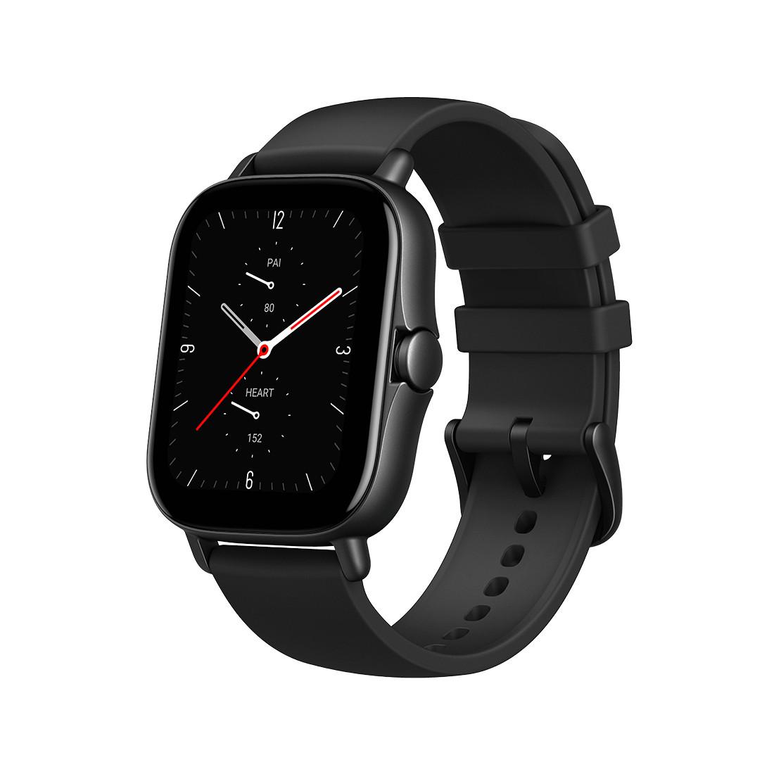 "Смарт часы, Amazfit, GTS 2e A2021, Дисплей 1.65"" AMOLED"