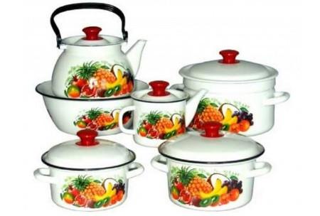 Набор посуды Эквадор -СА-1