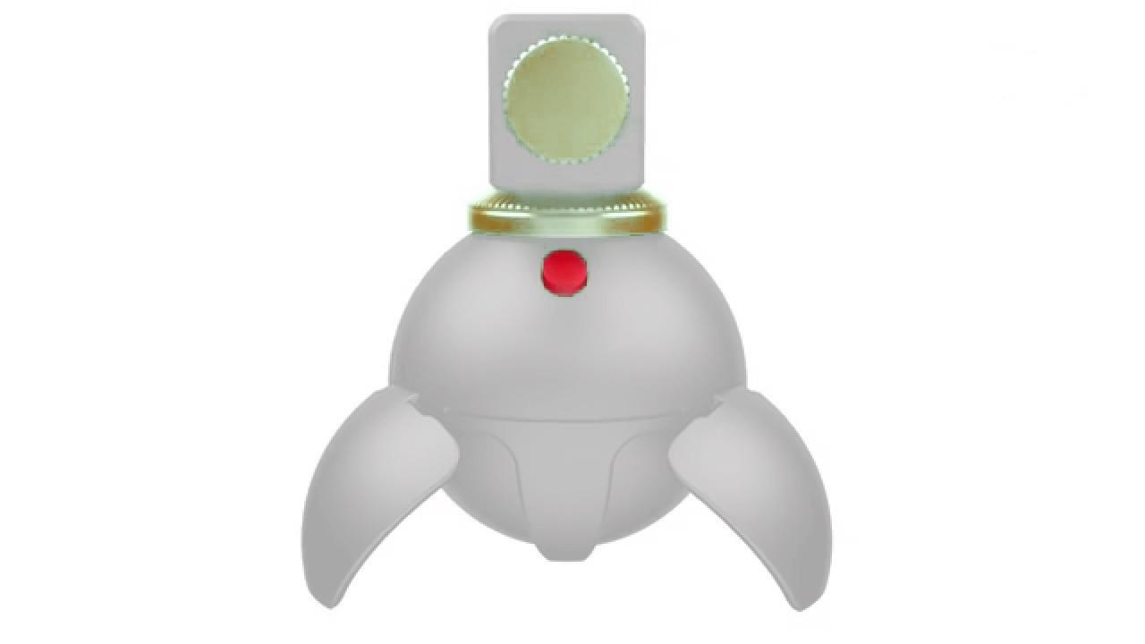 Подставка Bluetooth для панорамной съемки 360* PH-03S White