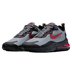 Кроссовки Nike Air Max 270 React Houndstooth Black Red Cool Grey CT3135-001 Men's (Size 43EU/9.5US)