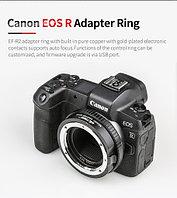 Canon EOS RP Body +Mount Adapter Viltrox EF-R2 гарантия 2 года, фото 1