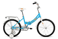 "Велосипед ALTAIR CITY KIDS 20 Compact (20"" 1 ск. рост 13"" скл.) 2020-2021, синий, 1BKT1C201002, фото 1"