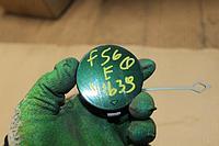 51317380011 Заглушка буксировочного крюка для Mini F56 2014- Б/У