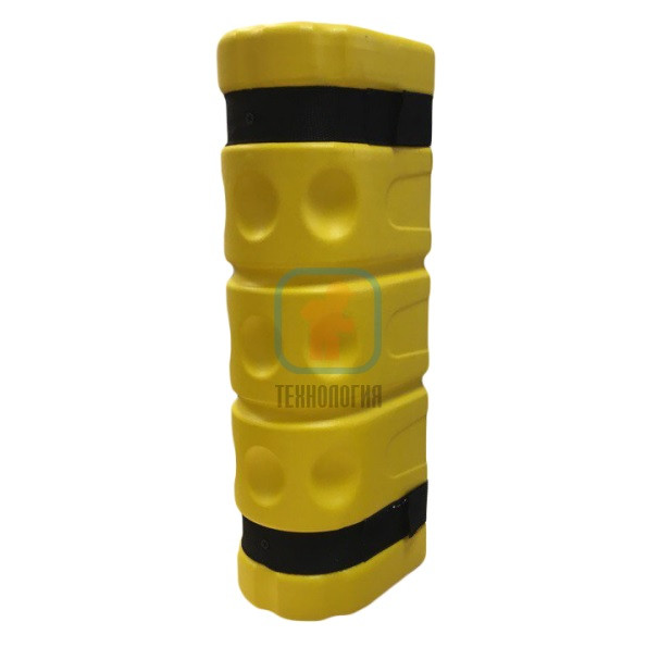 Демпфер для стоек стеллажей ДС-80 (450х140х160) паз 80х75 мм