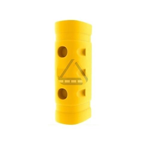 Демпфер для стоек стеллажей ДС-120 (460х170х170) паз 120х115 мм