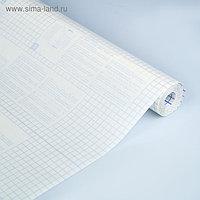 Плёнка самоклеящаяся прозрачная бесцветная для книг и учебников, 0.45 х 20.0 м 50 мкм Sadipal