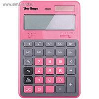 Калькулятор настольный 12-разрядный Berlingo Hyper, 171х108х12 мм, двойное питание
