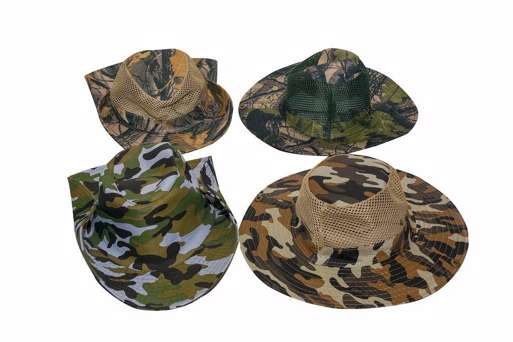 Шляпа охота/рыбалка р.56-58