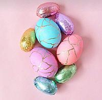 Яйцо шоколадное разноцветные (в ассортименте) 1кг