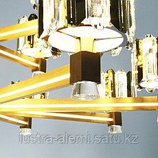 Люстра ЛЭД 9668/8+4 LED New-Classic, фото 3
