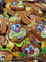 """Шоколадные фигурки """"Зайчики"""" разные вид 12гр /штучно/, фото 1"""