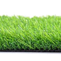 Покрытие, иску́сственная трава, газон 20 мм высотой. Football Artificial Turf (сертификат FiFA)