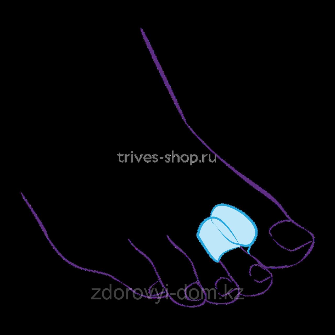 Перегородка межпальцевая на второй палец стопы увеличенного размера СТ-54.3