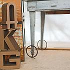 Письма из плотного картона, фото 3