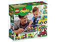 10886 Lego Duplo Мои первые машинки, Лего Дупло, фото 2