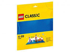 10714 Lego Classic Строительная пластина синего цвета, Лего Классик