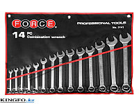 Набор ключей комбинированных 14 пр FORCE 5141