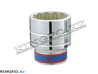 """Головка торцевая стандартная 3/4"""", 12-гр. 32 мм. KING TONY 633032M"""