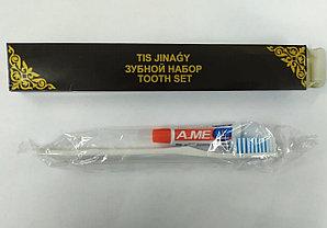 Одноразовый зубной набор Black Premium