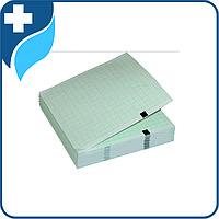 Бумага тепловая для ЭКГ 210мм x 140мм x 215л (нелинованная, пачка)