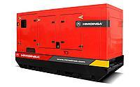 Дизельный генератор- HIMOINSA