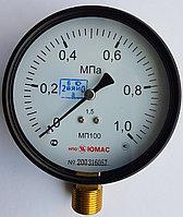 Манометры МП 100М - 1,0 МПа