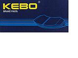 Тормозные колодки KEBO CD-7036 (G-206)(655 02), фото 2