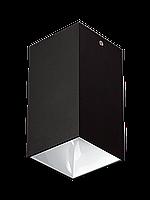Светильник накладной PDL-S 14074 GU10 BL/WH