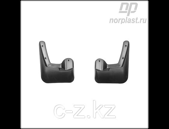 Брызговики для Hyundai Accent SD (2017-2021) передние (пара), фото 2